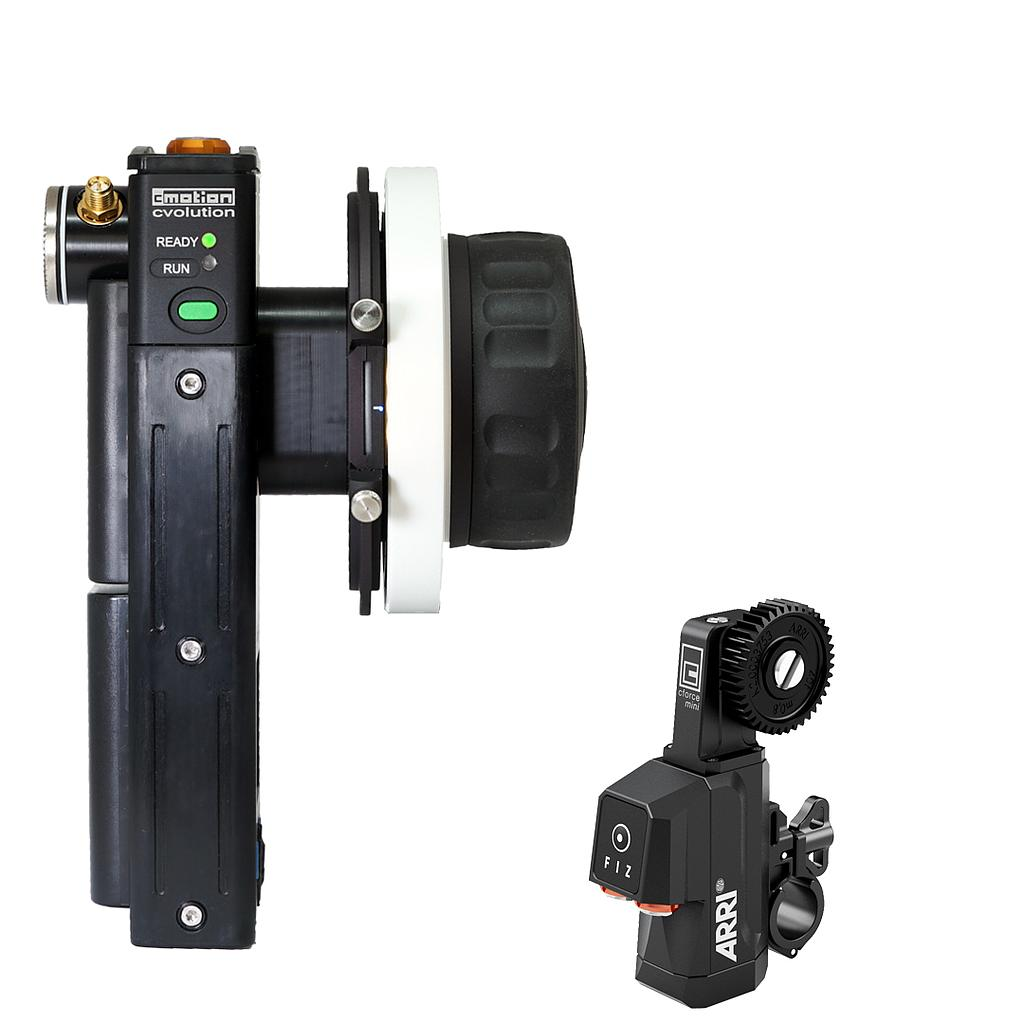cvolution Alexa mini Starter Kit advanced 1-Motor