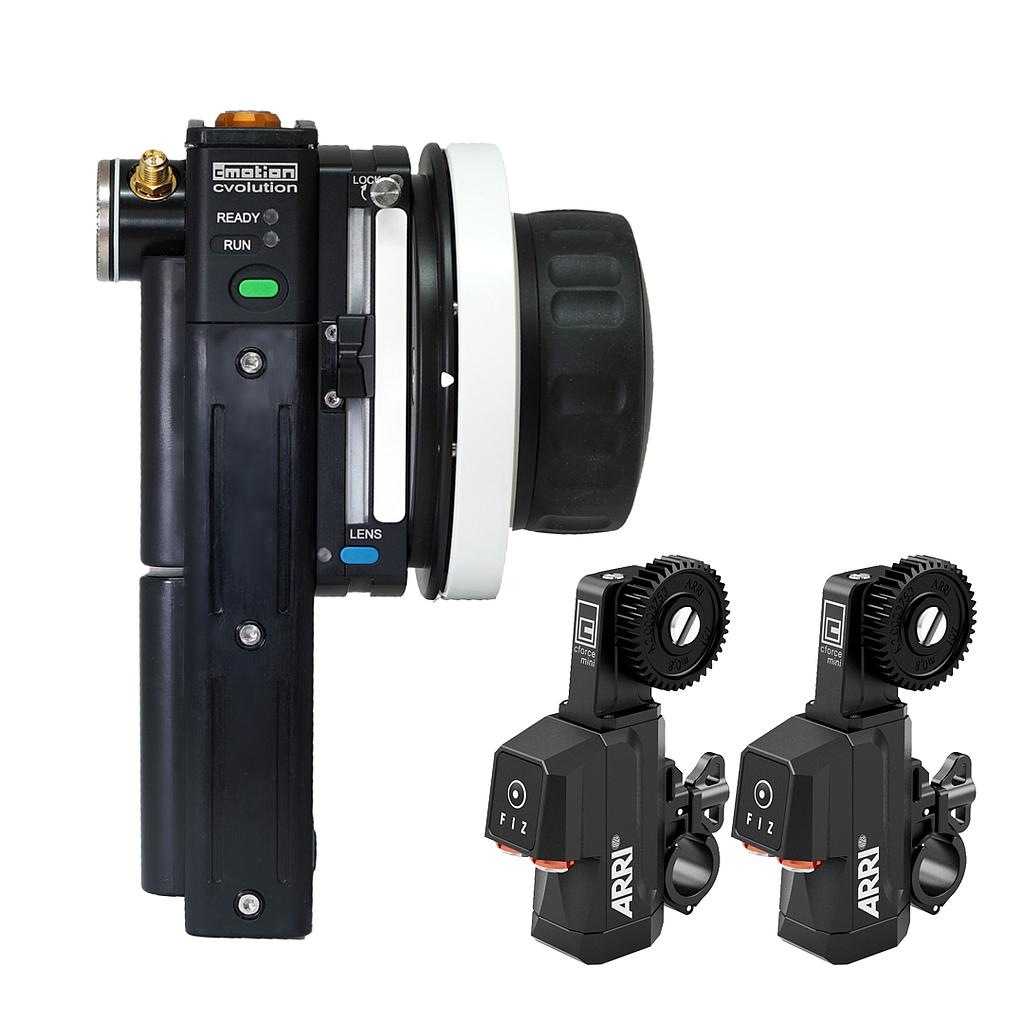 cvolution Alexa mini Starter Kit basic 2-Motor
